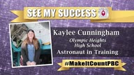 Kaylee Cunningham: Astronaut in Training