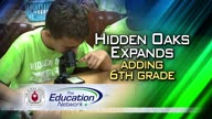 Hidden Oaks Expands to 6th Grade