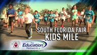 South Florida Fair Kids Mile
