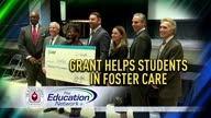 Grant Helps Students in Foster Care