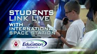 Students Communicate with Space Station