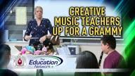 Music Teachers Up For a Grammy