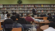 Roosevelt Middle School's Leadership Academy Hosts Mr. Ivan Yaeger