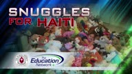 Snuggles for Haiti: A first grader sends children more than 1,000 stuffed animals.