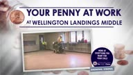 Your Penny at Work: Wellington Landings Middle School