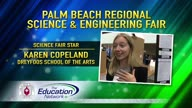 Science Fair Star: Karen Copeland
