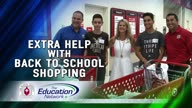 Extra Help with Back to School Shopping