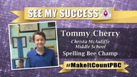 Tommy Cherry: Spelling Bee Champ