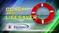 Lifesaving Coach Honored